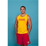 Lifeguard Singlet- Male