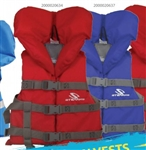 Stearns Child Lifejacket Blue