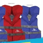 Stearns Youth Lifejacket Red