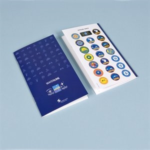 Junior Lifeguard Club Waterlogs Book
