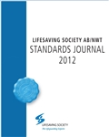 Lifesaving Society AB/NWT Standards Journal 2012
