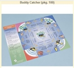 Buddy the Lifeguard Dog Catcher (pkg 100)