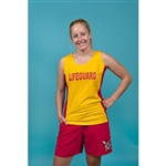 Lifeguard Singlet- Female