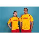 Lifeguard Short Sleeve (Unisex) Small