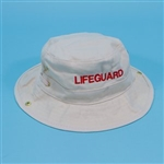 Lifeguard Brim Hat (Natural)