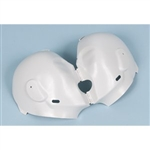 ACTAR D-fib Head ( white only and fold-able)