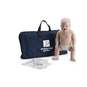 Prestan Professional Infant CPR-AED Training Manikin (w CPR Monitor)