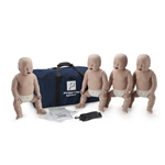 Prestan Professional Infant CPR-AED Training Manikins (4 PK) (w CPR Monitor)