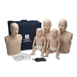 Prestan Professional Family Pack - 2 Adult, 1 Child, 2 Infant - w Monitors