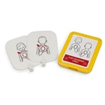 Prestan Professional AED Trainer Pediatric Pads with case