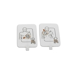 Prestan AED Ultra Trainer Adult / Child Pads (2 pads)