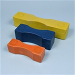 Rubberized Brick 3 Pack - Weights 5 , 10, 20 lbs