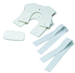 Speed Block - Replacement Pads & Straps 5 Pack