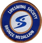 Bronze Medallion Crest