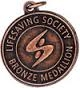 Bronze Medallion Medal