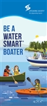 Be a Water Smart Boater Rack Card PK of 100
