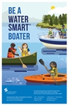 Be a Water Smart Boater 11x17 Poster