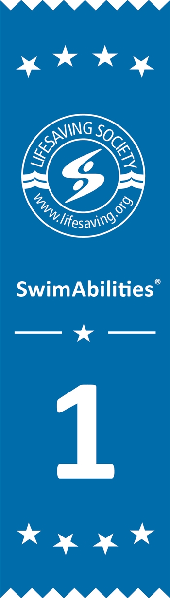 SwimAbilities Ribbon All Levels