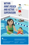 Water Smart Within Arms Reach and Active Supervision Poster