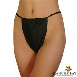 Disposable Spray Tanning Bikini Underwear