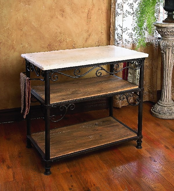 Uncategorized Wrought Iron Kitchen Island wrought iron kitchen island price timeless