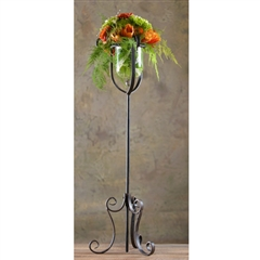 Wrought Iron Amalfi Event Candle/Vase by Bella Toscana