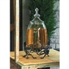 Wrought Iron Beverage Server 3 Gal by Bella Toscana