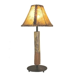 Wrought Iron Santa Fe Table Lamp by Mathews & Co.