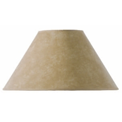 Parchment Floor Lamp Shade 22""