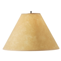 Parchment Accent Lamp Shade 15""