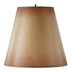"Amber Glow Table Lamp Shade, 8"" x 14"" x 13"""