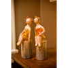 Wrought Iron Best Friends Set of 2 by Mathews & Co.