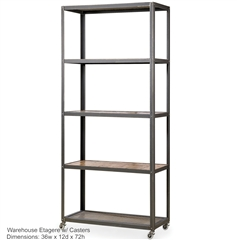 Warehouse Etagere
