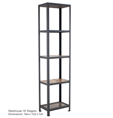 "Warehouse 18"" Etagere"