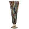 Pictured here is the Cool Water Cone Glass Vase from Couleur