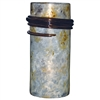 Pictured here is the Moon Dance Small Glassware Cylinder from Couleur