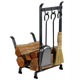 Enclume LR11t Country Home Log Rack with Tools