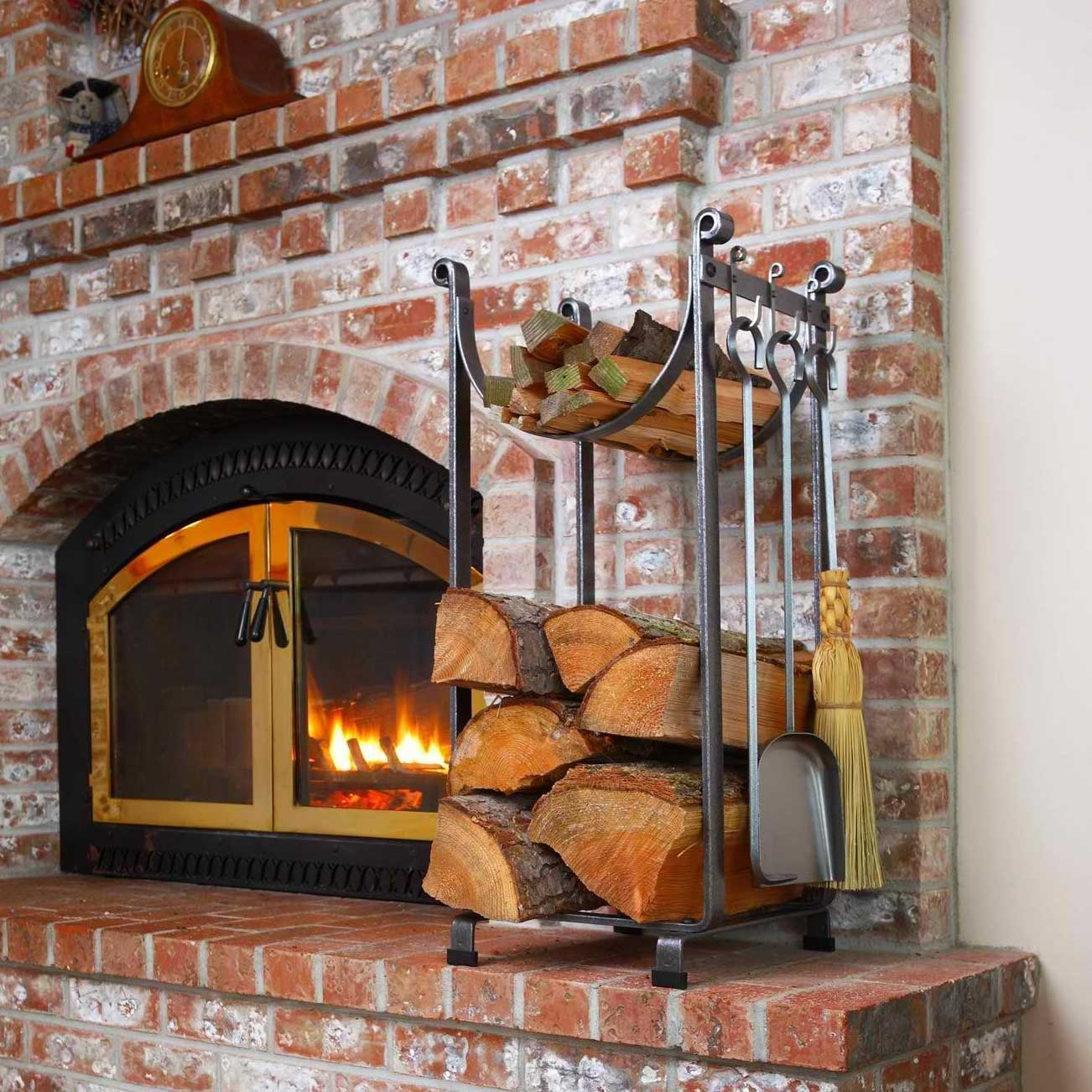 price - Fireplace Wood Holder