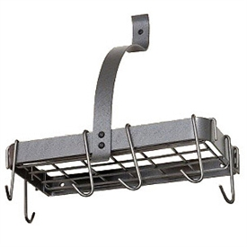 Enclume Wall Accessory Shelf Pot Rack