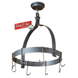 Enclume RACK IT UP Dutch Crown Pot Rack