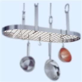 Enclume Grid Only for Four Point Oval Pot Rack