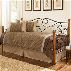 Doral Iron Daybed