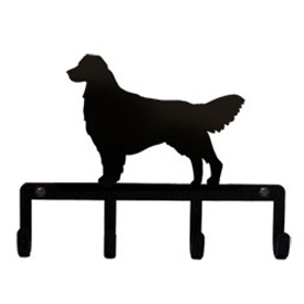 Wrought Iron Key Holder - Retriever