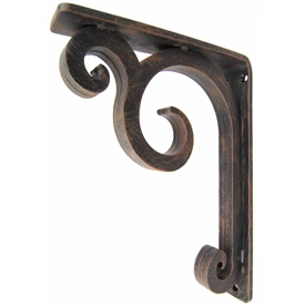 Keaton Wrought Iron Corbel