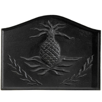 Pictured here is the Pineapple Fireback that measures 24-inch x 18-inch