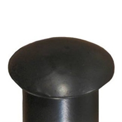 Curtain End Cap