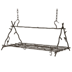Sassafras Triangle Pot Rack