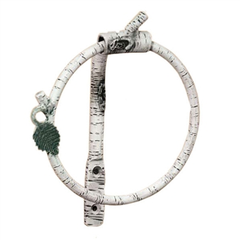 Rustic Whisper Creek Towel Ring