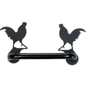 Wrought Iron Rooster Cabinet Door Handle