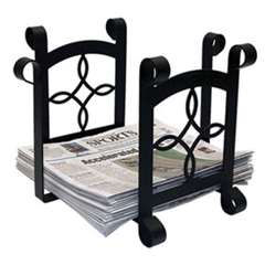 Wrought Iron Torrington Recycle Bin